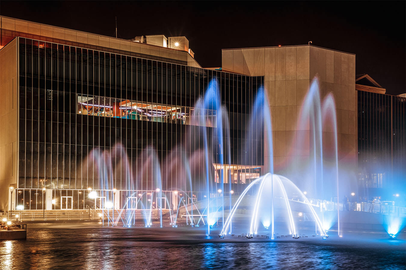 Read more about the article Dilmunia Fountain & Canal