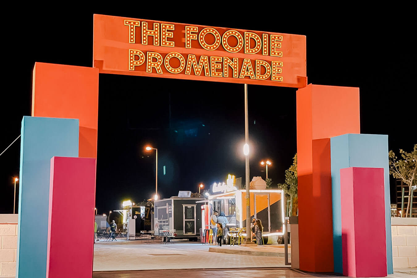 Read more about the article Foodie Promenade